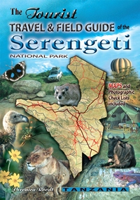 Tourist Travel & Field Guide of the Serengeti National Park