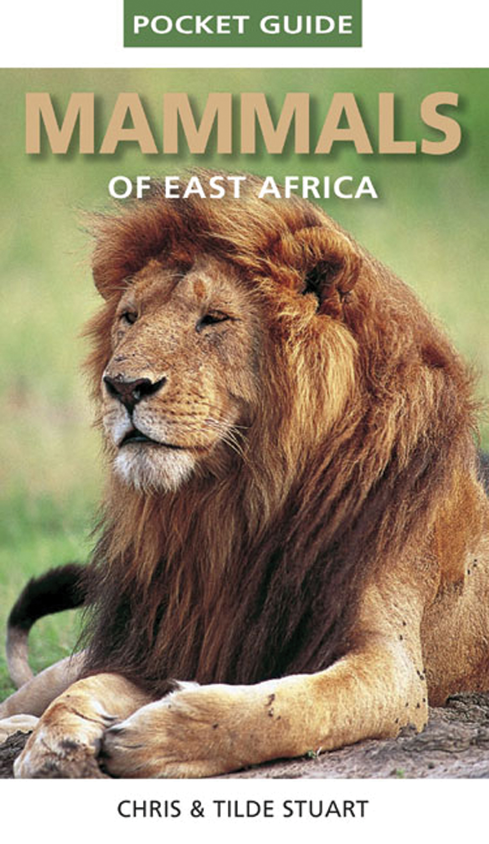 Pocket Guide: Mammals Of East Africa