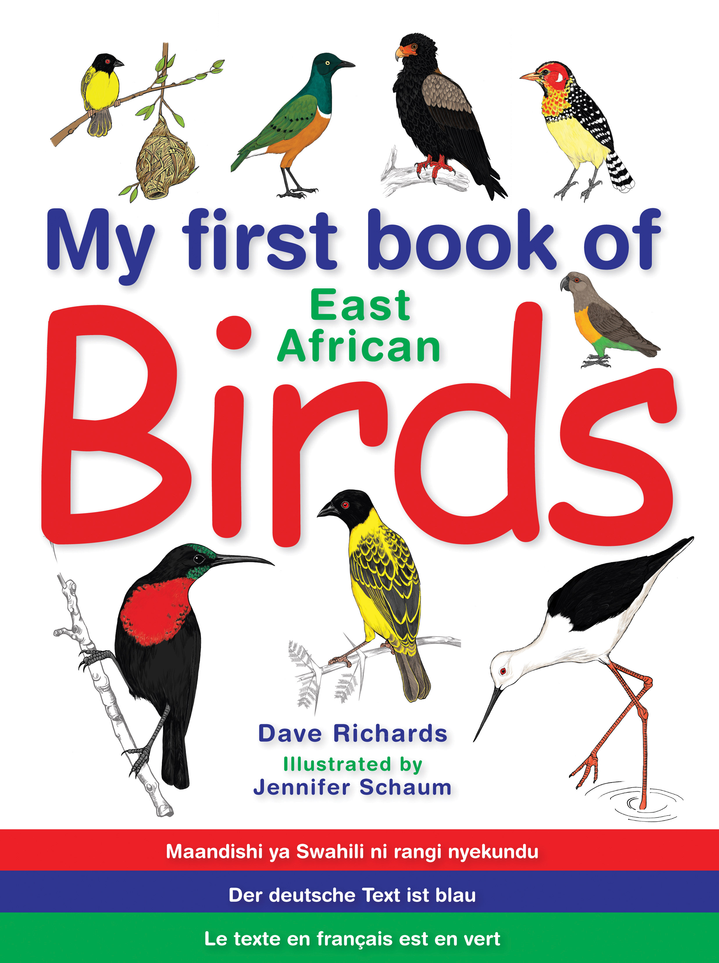 My First Book of East African Birds