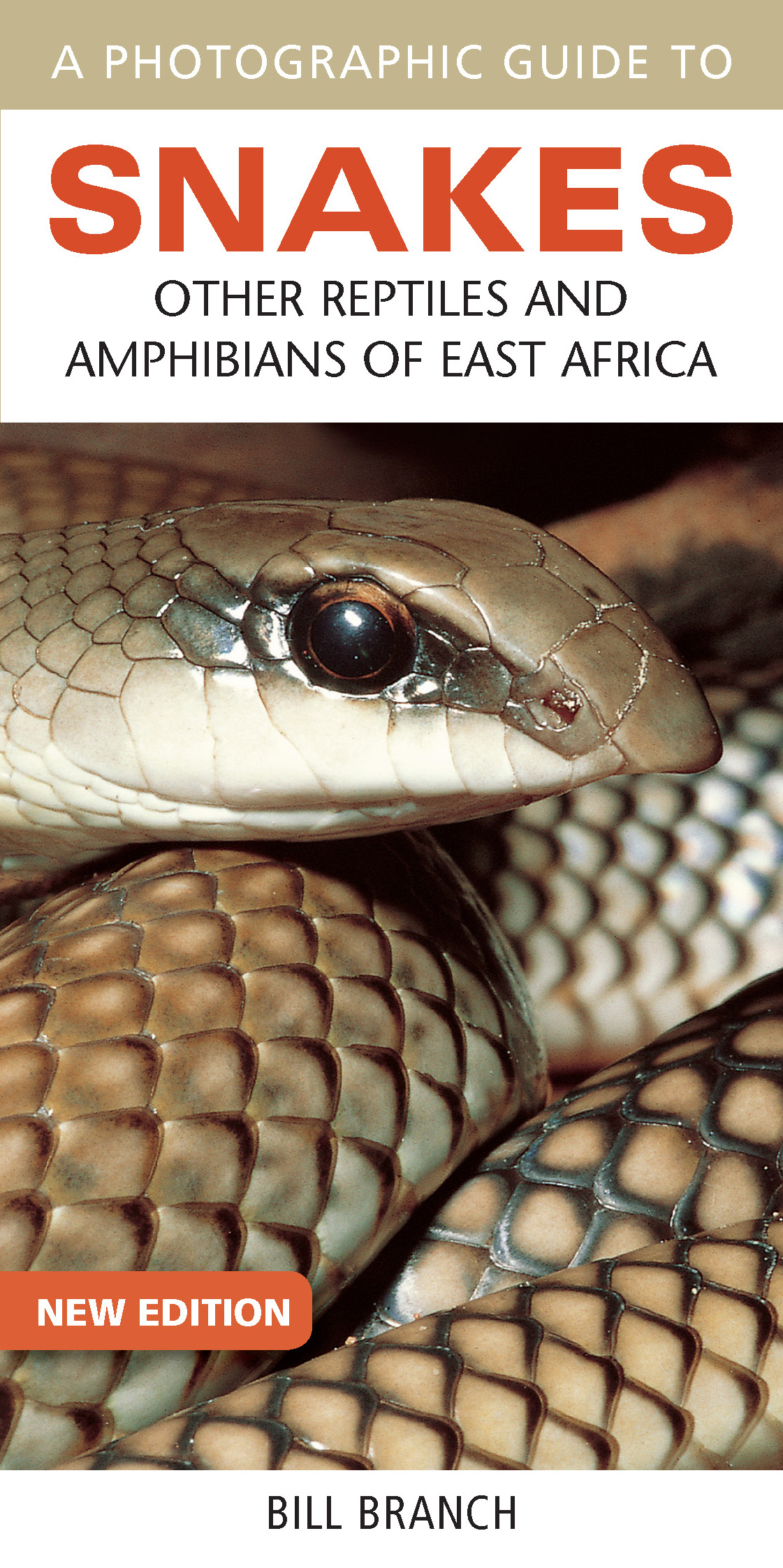 A Photographic Guide to Snakes and Other Reptiles And Amphibians of East Africa